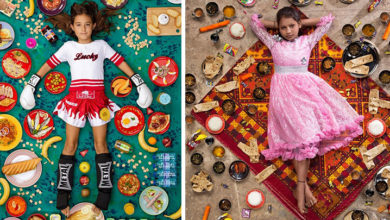 Photo of Dünyanın farklı coğrafyalarında çocuklar neler yiyor?