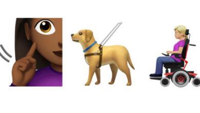 Photo of Engelli bireyleri temsil eden yeni emojiler geliyor: Rehber köpek, tekerlekli sandalye, işaret dili