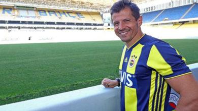 Photo of Emre Belözoğlu Fenerbahçe'de