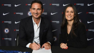 Photo of Frank Lampard Chelsea'ye menajer olarak döndü