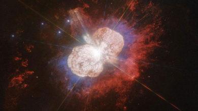 Photo of Hubble 170 yıl önceki yıldız patlamasını kaydetti
