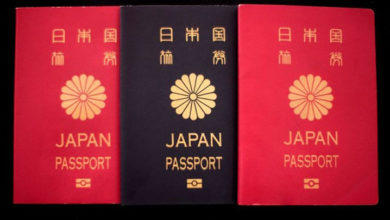 Photo of Dünyanın en güçlü pasaportları sıralamasında birinci Japonya, Türkiye 53'üncü