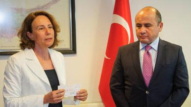 Photo of Türkiye'den Kayıp Şahıslar Komitesi'ne 100 bin dolar bağış
