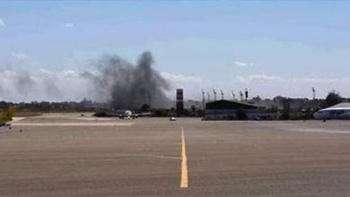 Photo of Libya'daki uluslararası havalimanına füze saldırısı düzenlendi tüm uçuşlar askıya alındı