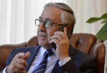 Photo of Akıncı, Lute ile telefonda görüştü…