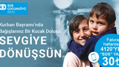 Photo of Kurban Bayramı'nda çocuklara bir kucak dolusu sevgi vermek ister misiniz?