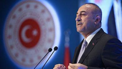 Photo of Çavuşoğlu'ndan Akıncı'ya:Kıbrıs Türk halkına böyle dürüst olmayan bir siyasetçi yakışmıyor