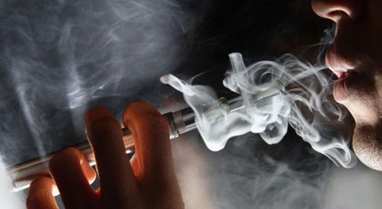 Elektronik Sigara zararları