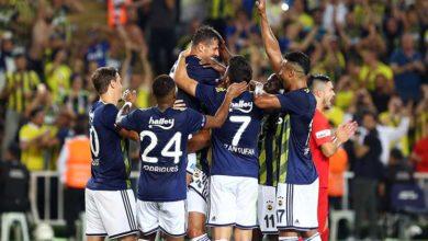 Photo of Fenerbahçe 123 hafta sonra zirvede: 5-0