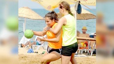 Photo of Hentbol plaja indi