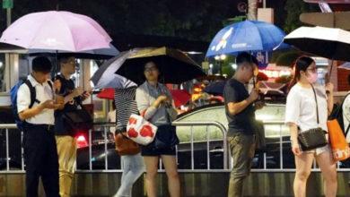 Photo of Çin'de 'süper tayfun' için kırmızı alarm: Şanghay'da binlerce kişi tahliye edilebilir