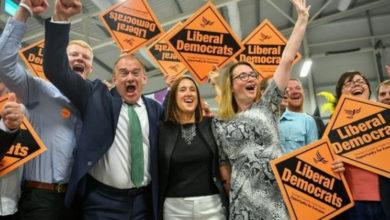 Photo of Boris Johnson – İngiltere'de Muhafazakar Parti ara seçimi kaybetti, hükümetin Parlamento'daki desteği bıçak sırtında