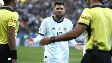 Photo of Messi'ye 3 ay futboldan men cezası verildi