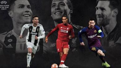 Photo of UEFA, Yılın Futbolcusu  Adaylarını açıkladı