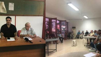Photo of Narenciye Üreticileri su sorunu için toplantı yaptı