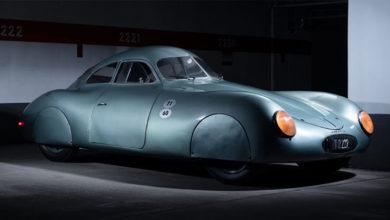 Photo of Nazilerin 20 Milyon Dolarlık Porsche'si Skandal Bir Hata Yüzünden Satılamadı