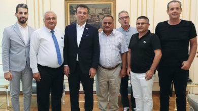 Photo of Ocak'tan İmamoğlu'na anlamlı ziyaret