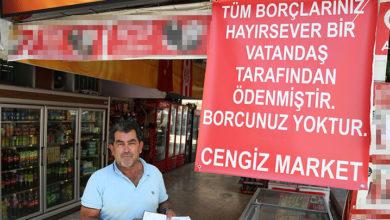 Photo of Hayırseverin veresiye defterini kapadığı marketin müşterileri: Keşke daha çok borç yapsaydık