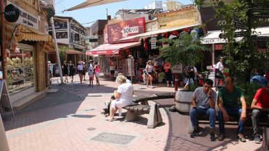 Photo of Arasta turistlere teslim