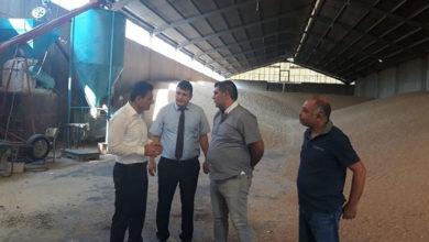 Photo of Bakan Oğuz, TÜK ambarlarını ziyaret etti