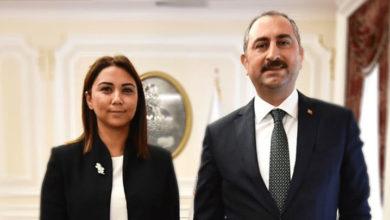 Photo of Baybars-Gül görüşmesinde gündem adli iş birliği ve yeni cezaevi