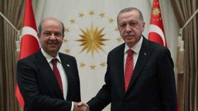 Photo of Başbakan Tatar, Erdoğan'ı ziyaret etti