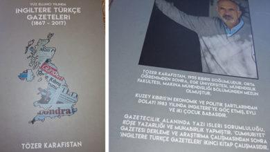 Photo of İngiltere'de yayınlanan Türkçe gazeteleri araştırdı, yaklaşık 70 yayını kitaba taşıdı