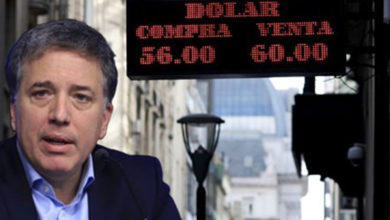 Photo of Arjantin Hazine Bakanı Nicolas Dujovne istifa etti