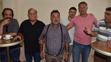 Photo of Spor yazarları bayramlaştı