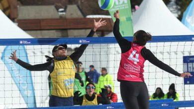 Photo of Merve'li Türkiye dördüncü oldu