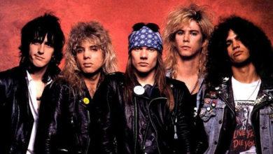 Photo of Guns N' Roses geri dönüyor: Yeni albüm hazırlıkları başladı