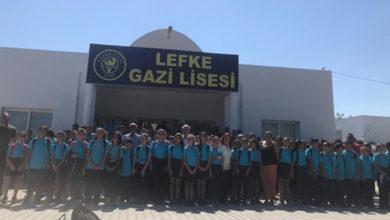 Photo of Lefke Gazi Lisesi Okul Aile Birliği, öğrenci kayıtları konusunda yasalara aykırı işlem yapanlara karşı yasal işlem başlatıyor