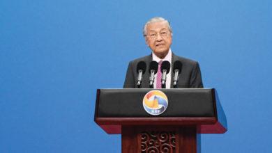 Photo of Malezya Başbakanı: Dünyadaki savaşların çoğu İsrail'in kuruluşuyla bağlantılı