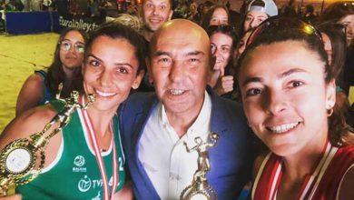 Photo of Merve ve Bahanur Balkan Şampiyonu