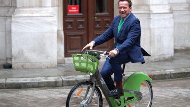 Photo of Schwarzenegger'in Instagram sayfası Rus kullanıcıların akınına uğradı