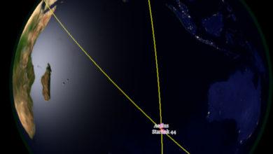 Photo of Avrupa Uzay Ajansı'nın uydusu, SpaceX'in geliştirdiği araca çarpmamak için tarihinde ilk kez manevra yapmak zorunda kaldı