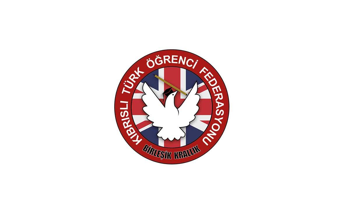 Birleşik Krallık Kıbrıslı Türk Öğrenci Federasyonu Logo