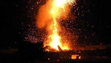 Photo of Korkunç patlama