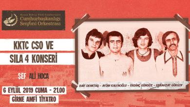 Photo of Sıla 4 Grubu ve CSO, bu akşam Girne'de müzikseverlerle buluşuyor