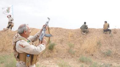 Photo of Haşdi Şabi Hava Kuvvetleri gücü kurdu