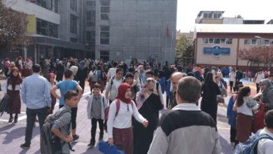 Photo of İstanbul'da okullar tatil edildi