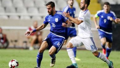 Photo of Kıbrıs San Marino'yu 4 golle geçti