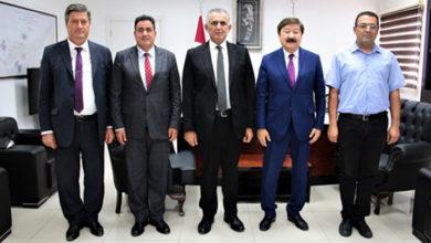 Photo of Çavuşoğlu TÜRKSOY heyetini kabul etti