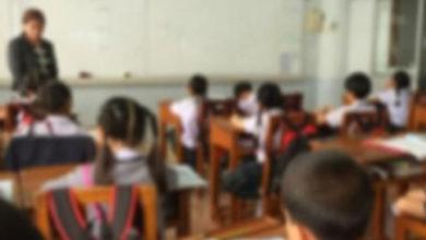 Photo of Öğrenciler bugün ders başı yaptı
