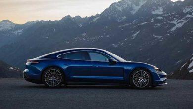 Photo of Porsche ilk tam elektrikli modeli Taycan'ı tanıttı