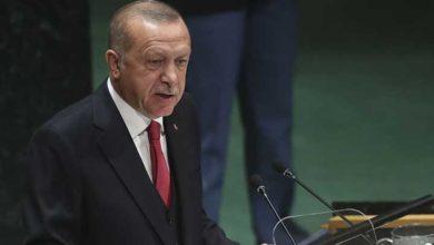 Photo of Erdoğan UEFA'yı eleştirdi: Siyasetle sporun iç içe geçmesinin affedilir yanı olamaz
