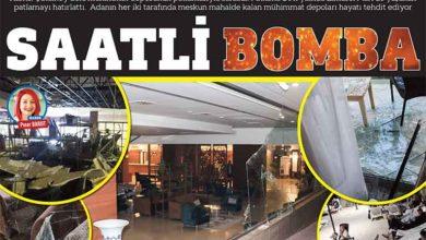 Photo of Kıbrıs saatli bomba