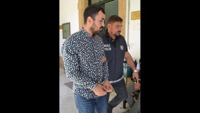 Photo of Ercan'dan 183 sim kart ile çıkış yaparken tutuklandı
