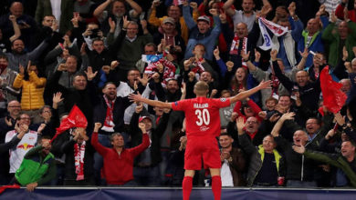 Photo of İlk Şampiyonlar Ligi maçında 'hat-trick' yaptı