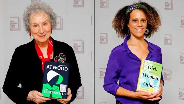 Margaret Atwood ve Bernardine Evaristo